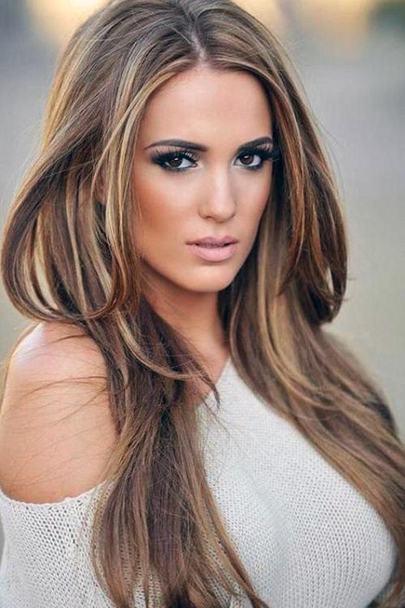 какой цвет волос моднее блондинка или брюнетка