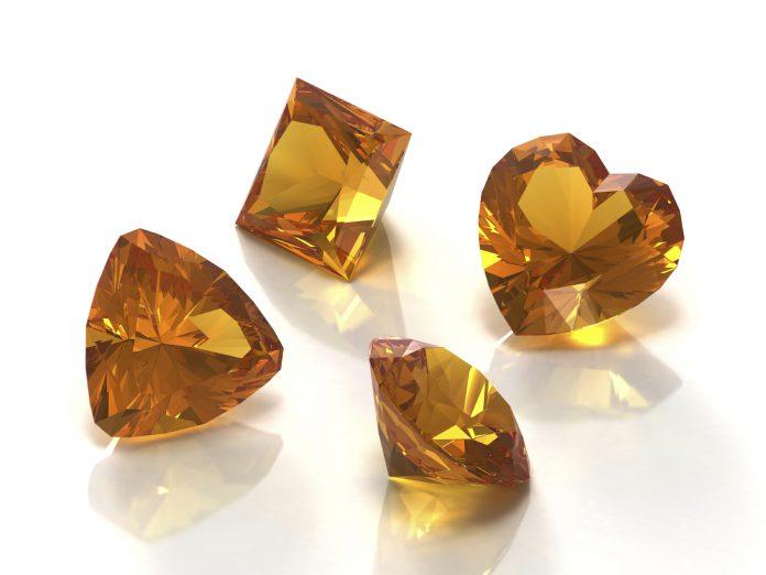 Гелиодор – солнечный камень. Свойства гелиодора.