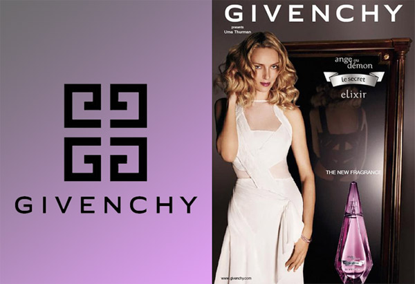 Духи Givenchy-Ange-ou-Demon