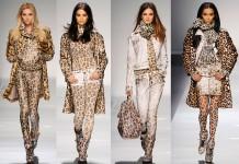 Что носить с леопардовым принтом?