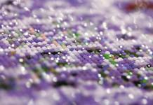 Алмазная вышивка – картины со стразами