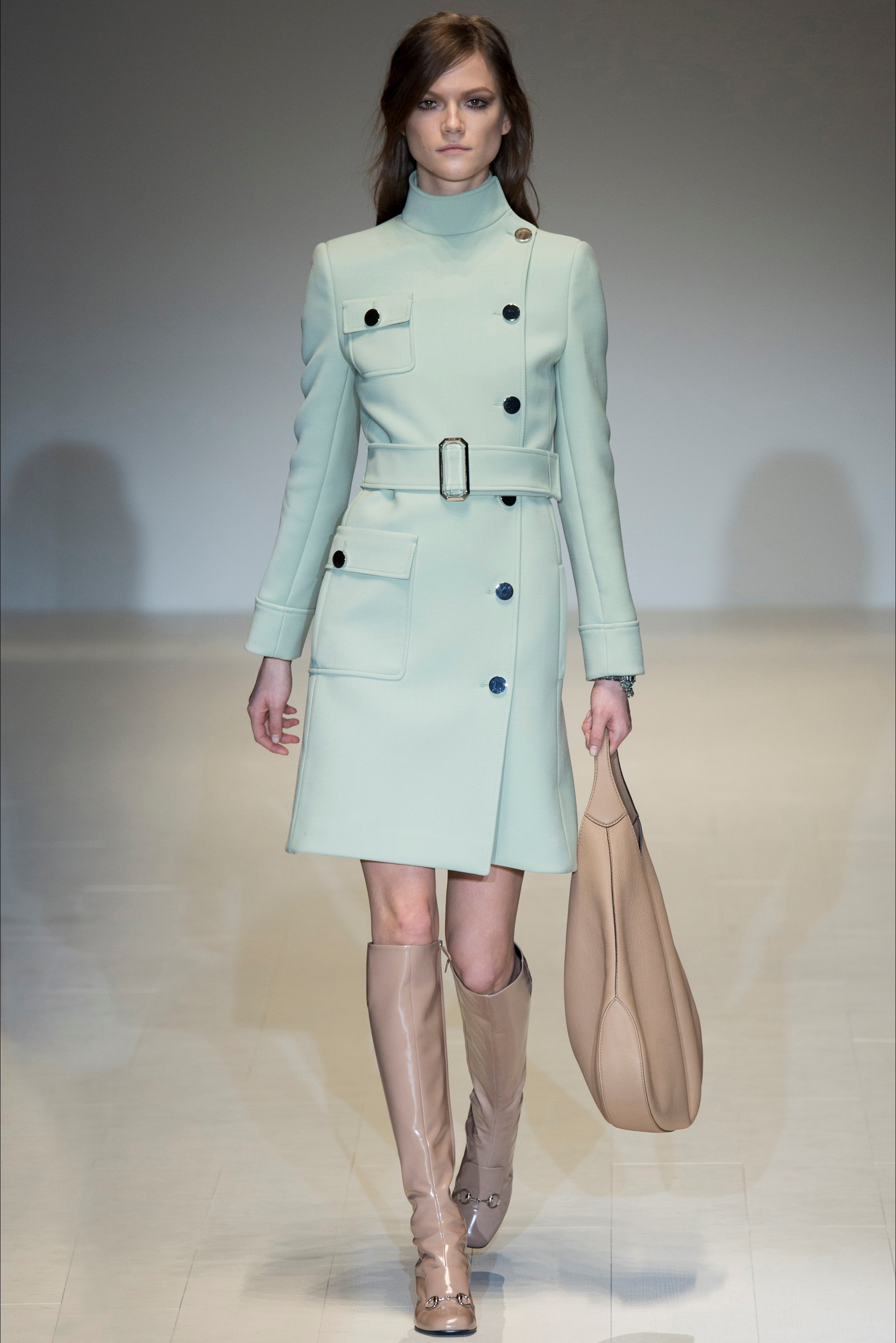 Кашемировое пальто: 18 шикарных образов ♡