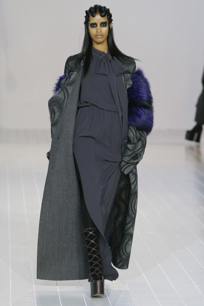 Безумная коллекция Marc Jacobs с готикой от Леди Гага