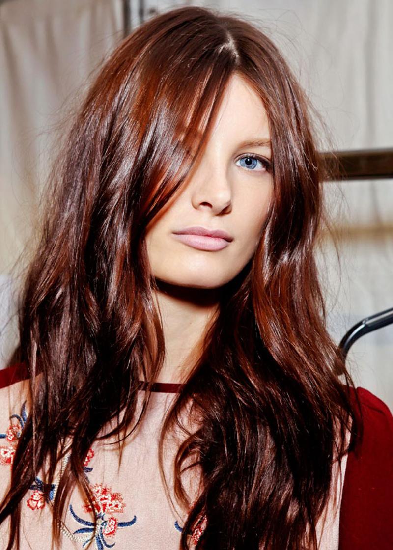 Фото самые красивые цвета волос