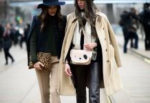 Топ-10 модных моделей драпового пальто