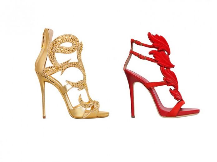 Обувь Giuseppe Zanotti – новая коллекция