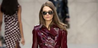 Кожаное пальто: 10 главных трендов года