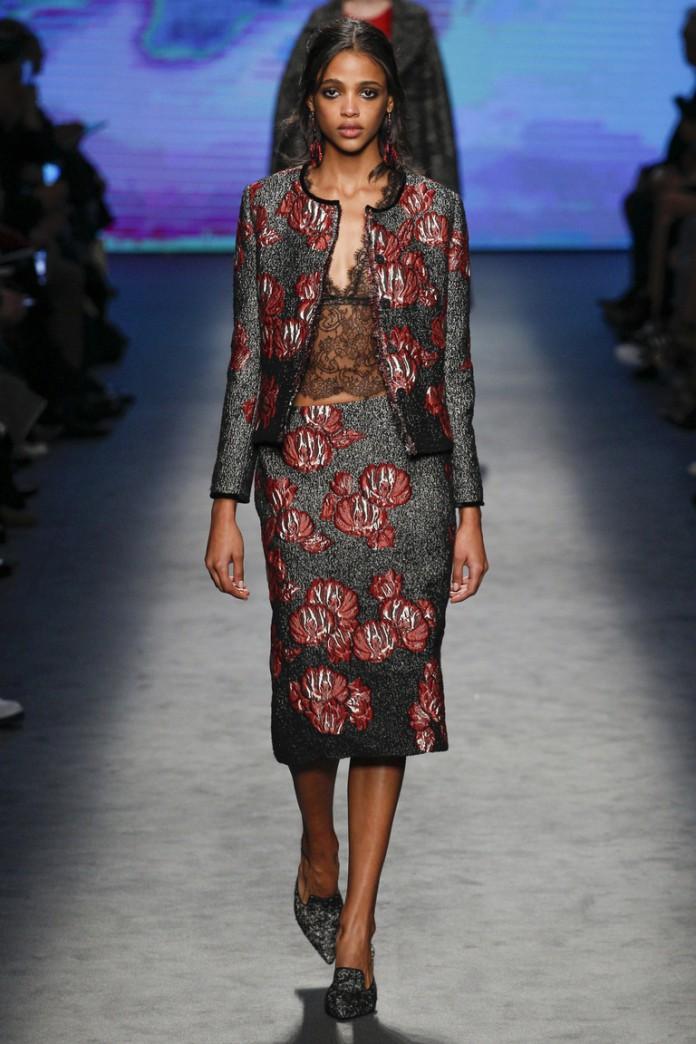 Королева шифона Alberta Ferretti на Неделе моды в Милане