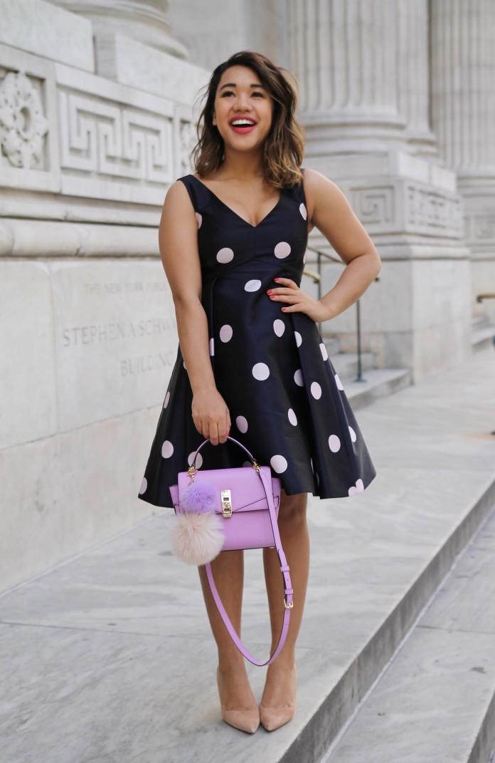Модель платья, которая скрывает лишние килограммы