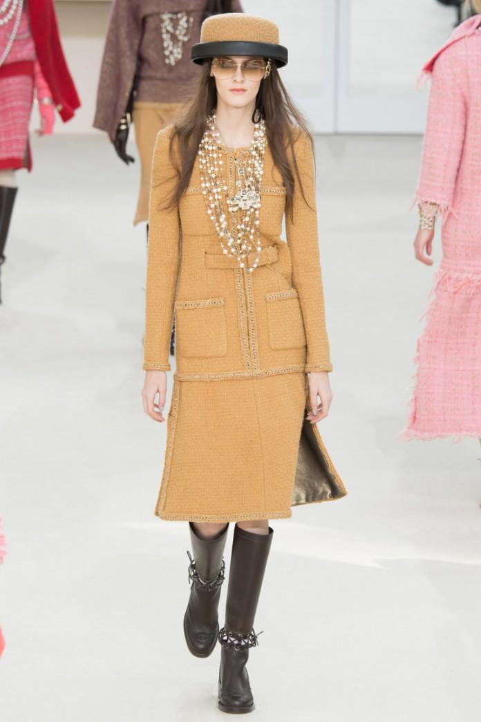 Новый стиль наездницы и другие тренды в коллекции Chanel