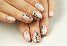 Дизайн ногтей - пошаговый мастер-класс