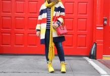 Цветное пальто оверсайз – это не слишком. Это стильно и ярко.
