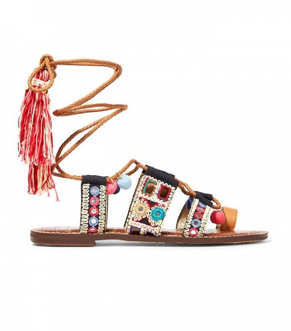 Модные сандалии лето 2016