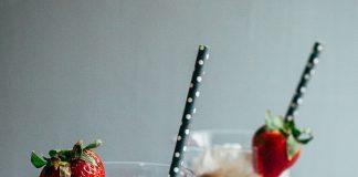 Рецепт эликсира молодости из сладкой запеченной клубники