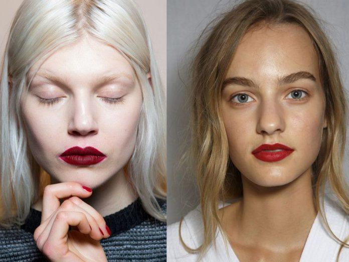 5 новых модных оттенков губной помады