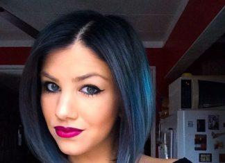 Стрижки в стиле Омбре: 18 новых ярких оттенков волос