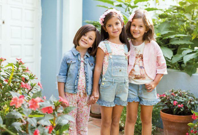Новая коллекция Mayoral мини для детей от 2 лет
