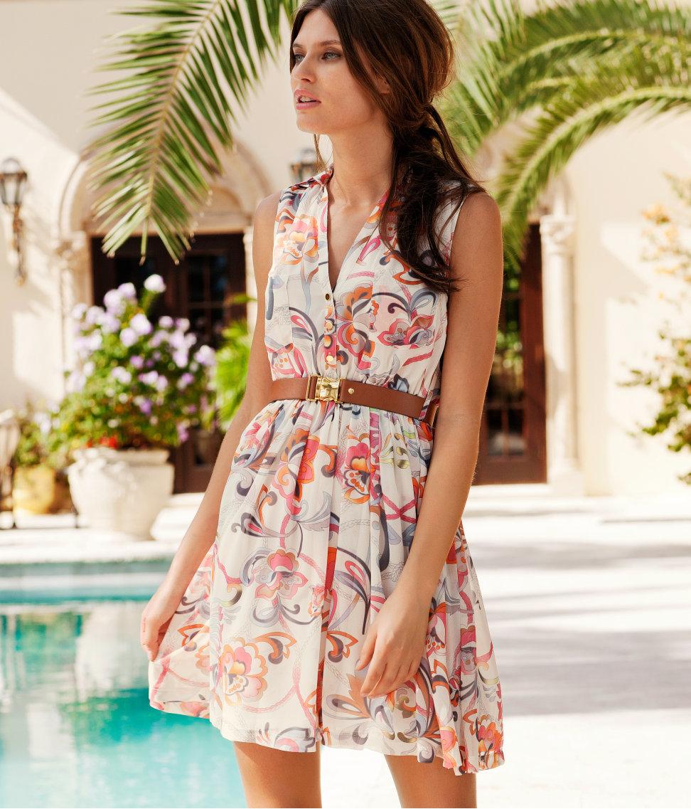 Фасон платья сарафан, красивые модели платьев в 2020 году