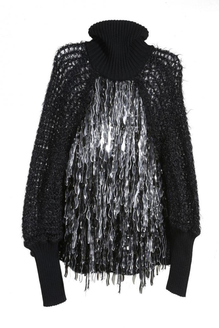 Модные свитера: узоры, вышивка и другие тренды сезона