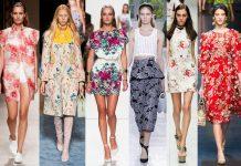 Цветочный принт: 20 ярких новинок сезона