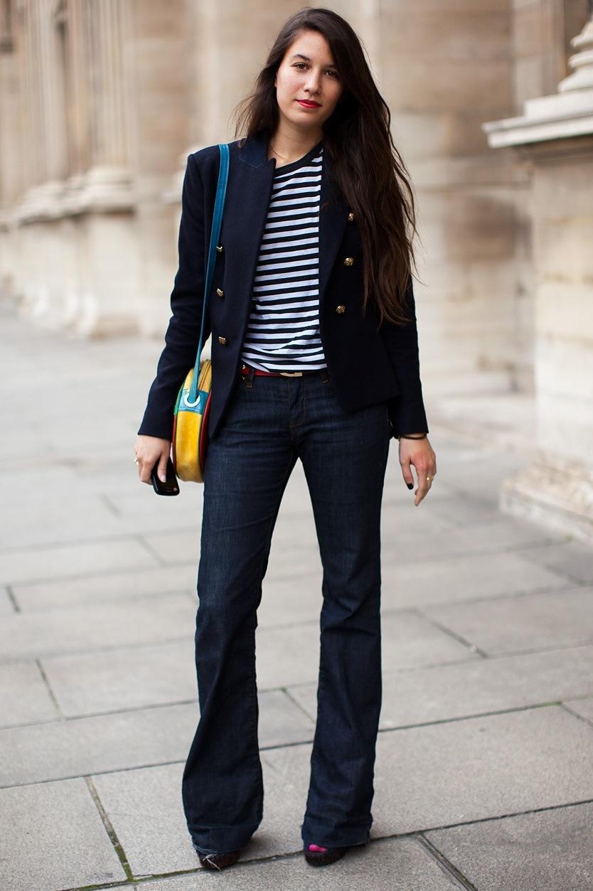 Кривые джинсы