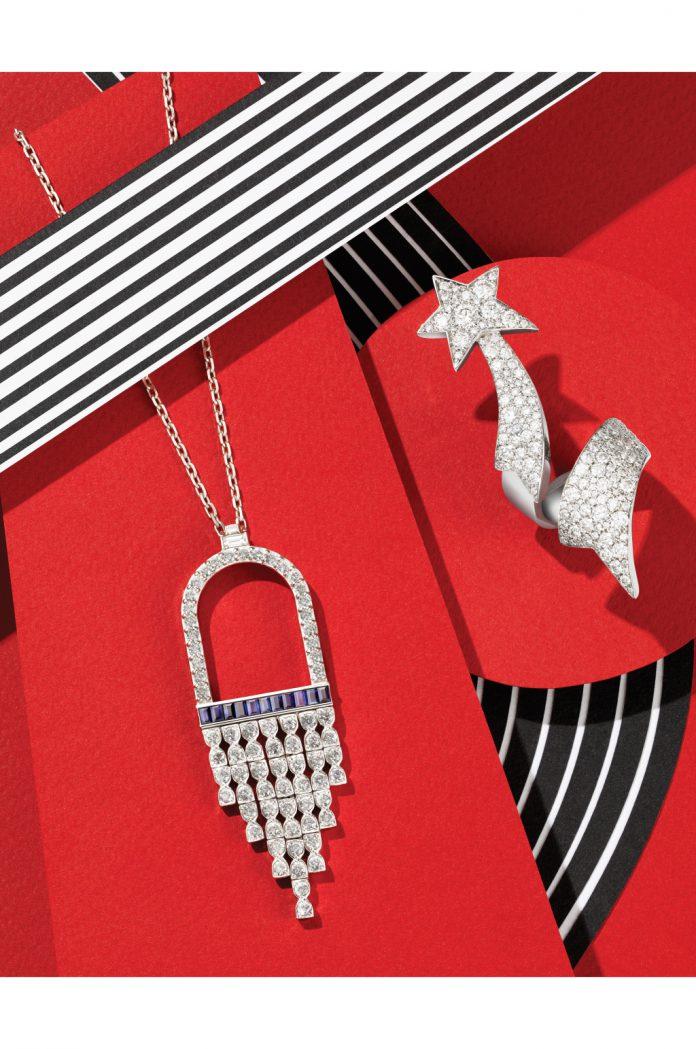 Модные украшения: крупные, блестящие и другие тренды сезона