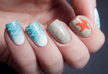 Летний маникюр и дизайн ногтей: создаем настроение отпуска