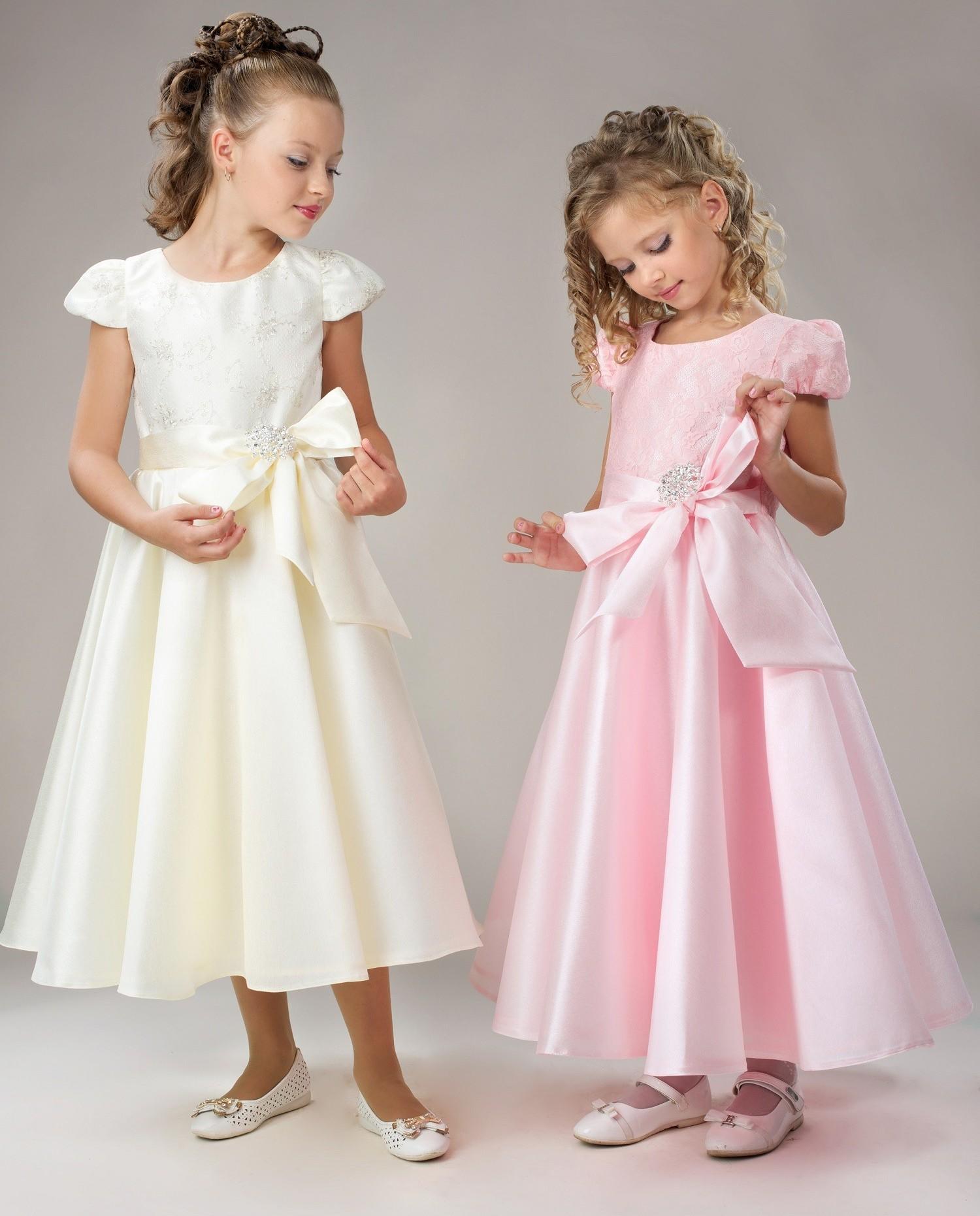 Как сшить платье с резинками