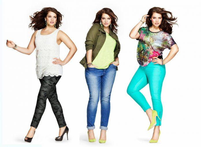 Одежда для полных женщин: 35 подходящих фасонов, которые стройнят