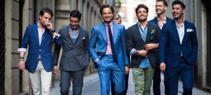 Итальянский стиль одежды для мужчины: как не переборщить и не выглядеть смешно