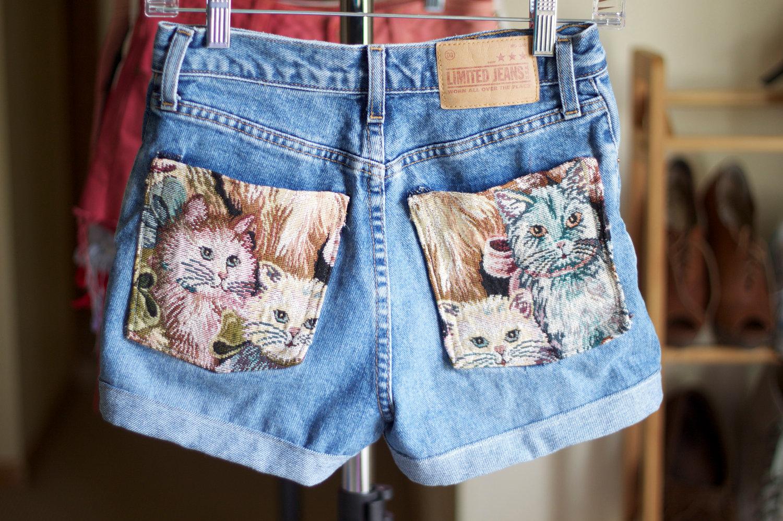 Модные шорты своими руками фото 427