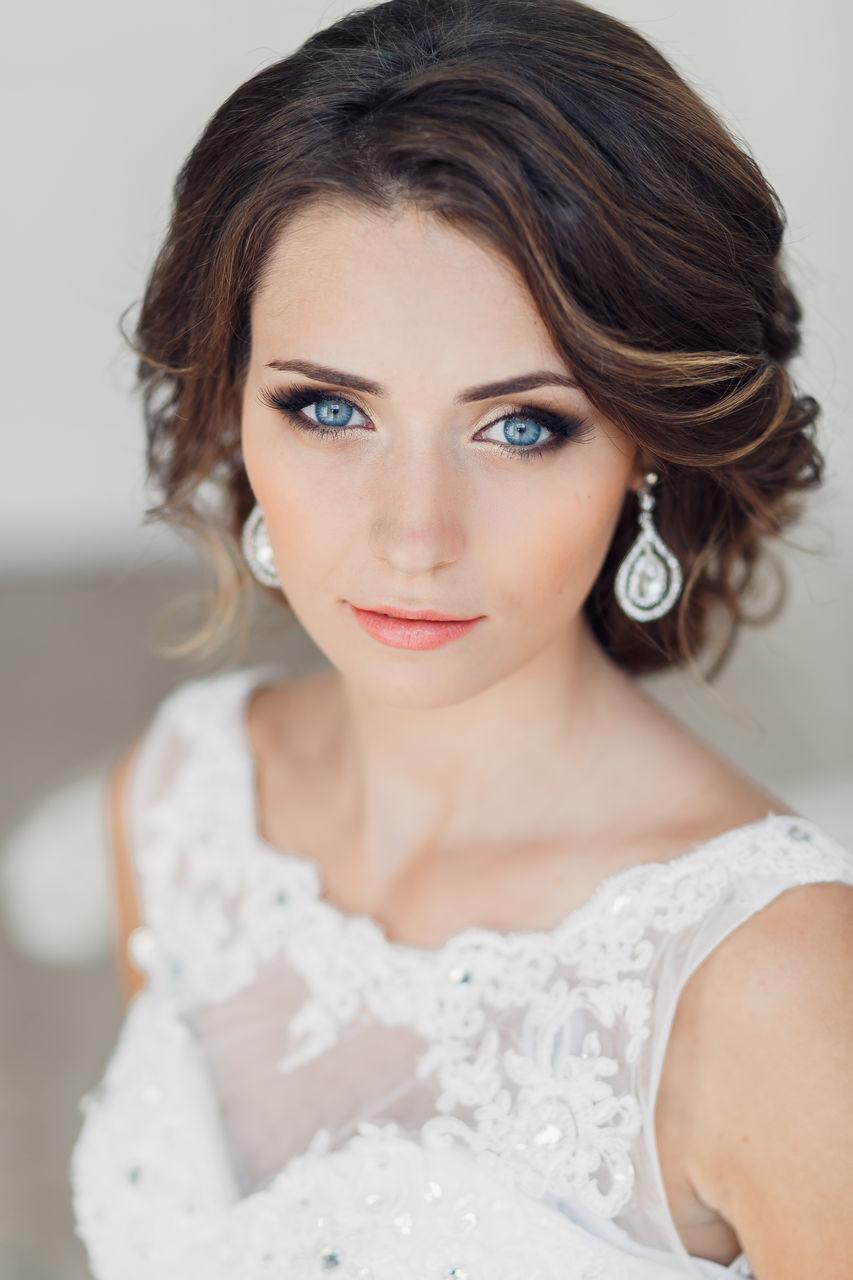 свадебные прически с короткими волосами.