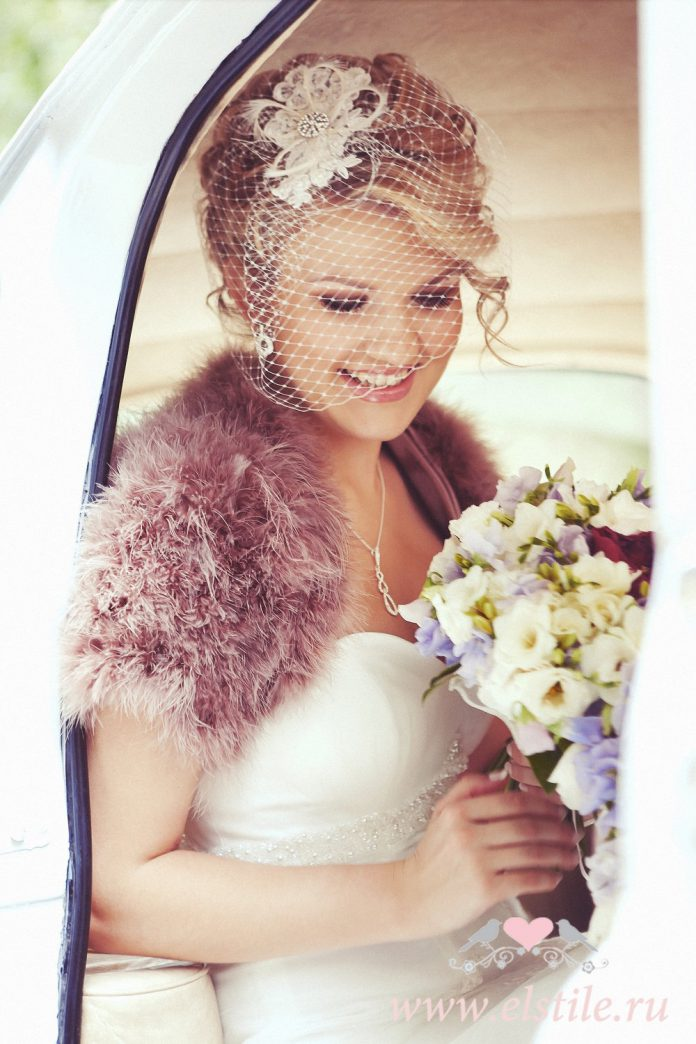 Свадебные прически с <strong>короткой</strong> короткими волосами: 50 модных вариантов
