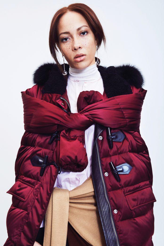 Дутые куртки – тренд осени и зимы