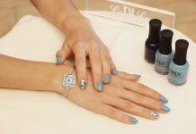 Мастер-класс nail-дизайна «Мандала «Гармония»