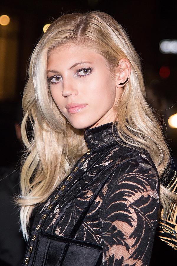 Блонд цвета платина – самый модный цвет волос в этом сезоне