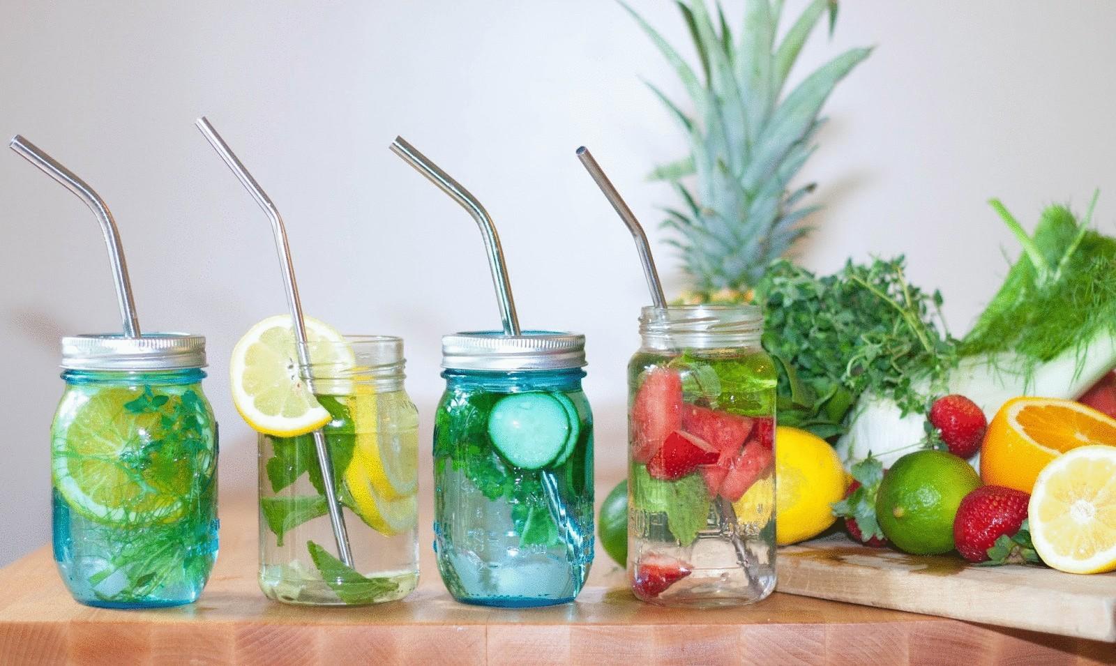 5 самых популярных диет на воде