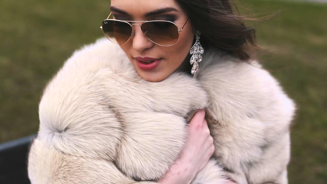 Белая шуба: как носить такую роскошь. Крутые образы с белой шубой.