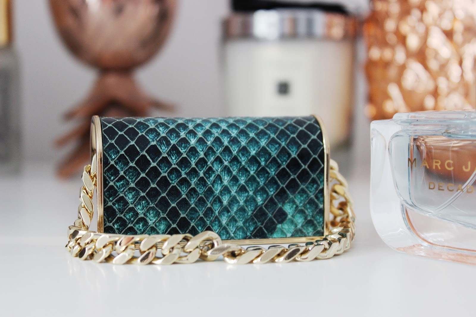 Обзор духов Marc Jacobs Decadence
