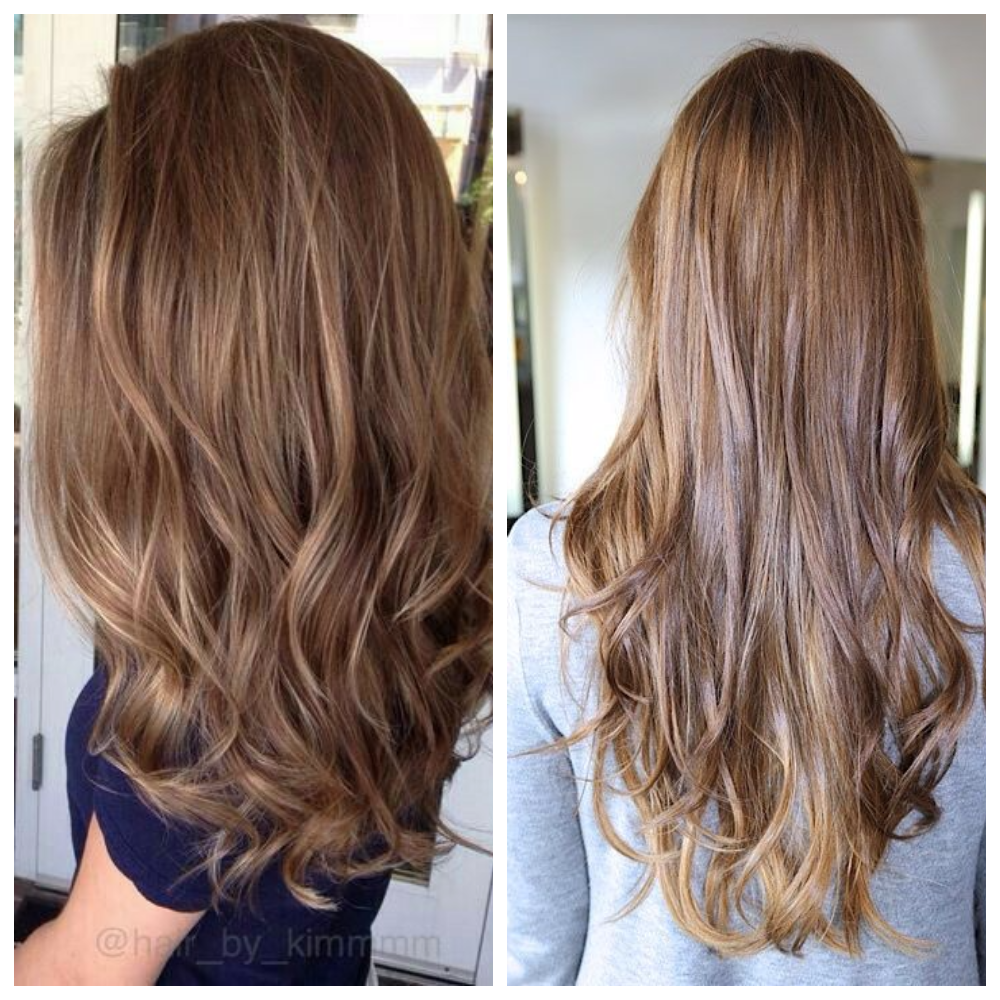 стрижка каскад на вьющихся волосах -вид сзади