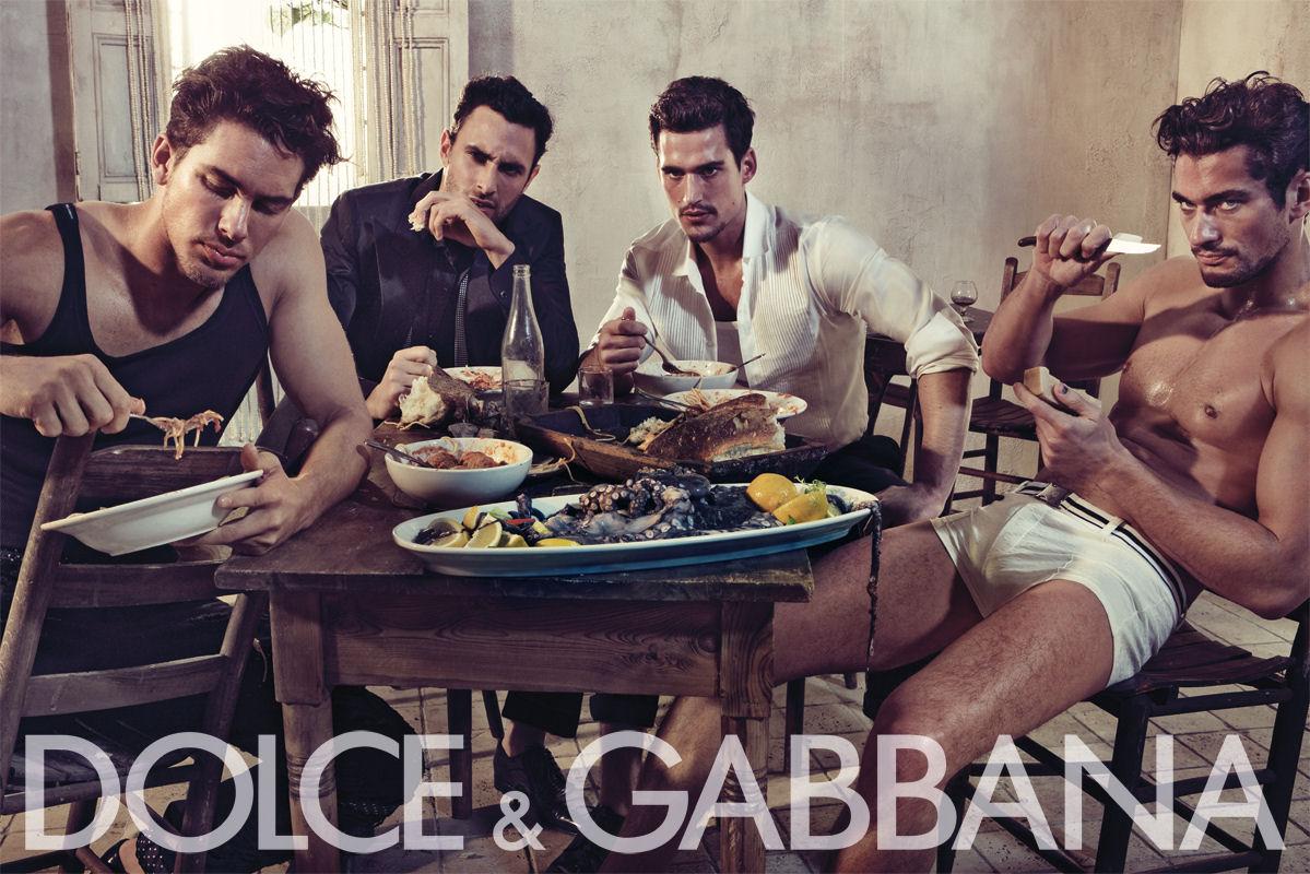 Итальянский дом моды Dolce & Gabbana побывал с показом в Гонконге