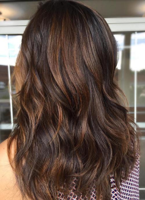 Укладка длинных волос прически каскад