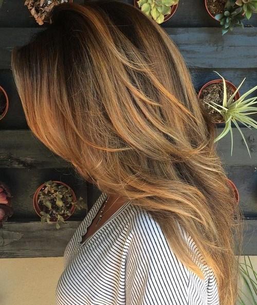 Как уложить волосы в стрижке каскад