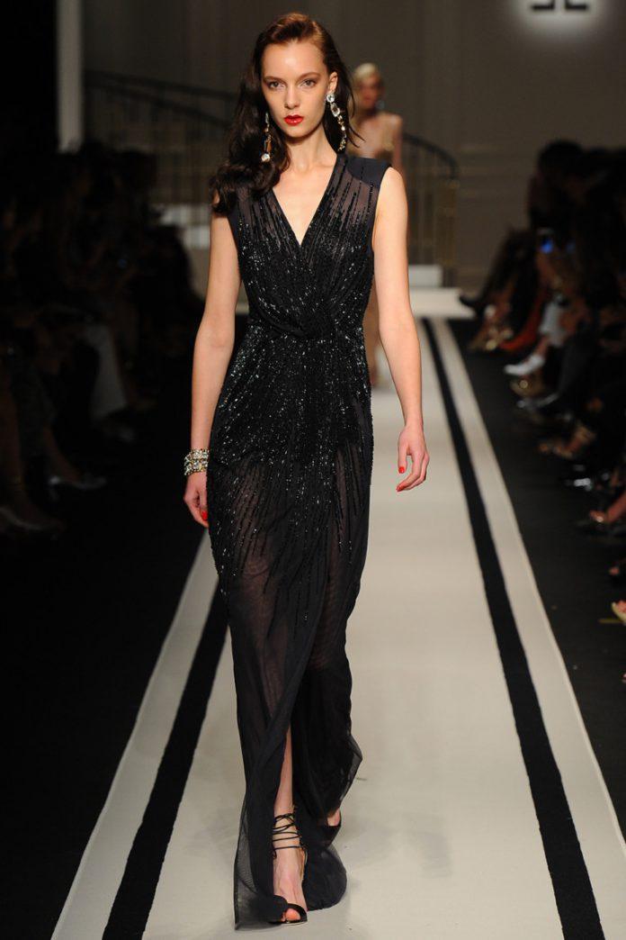 Модное черное платье 2017 – фото обзор