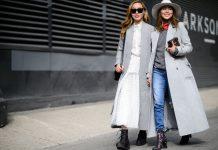 Уличная мода - обзор модных платьев 2017