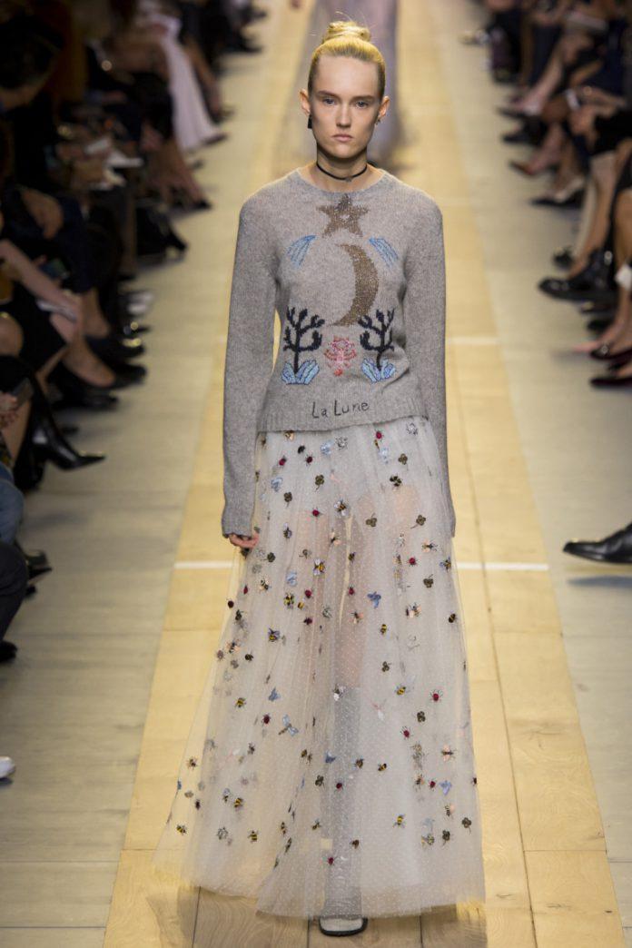 Christian Dior весна-лето 2017