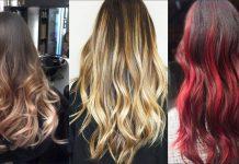 Женские тренды в окрашивании волос - фото новинки