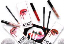 Оттенки матовой помады Kylie Jenner