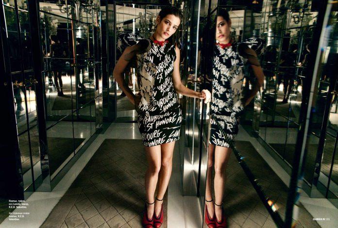 Обзор модных платьев 2017 на каждый день