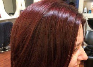 Красный цвет волос: 20 идей окрашивания